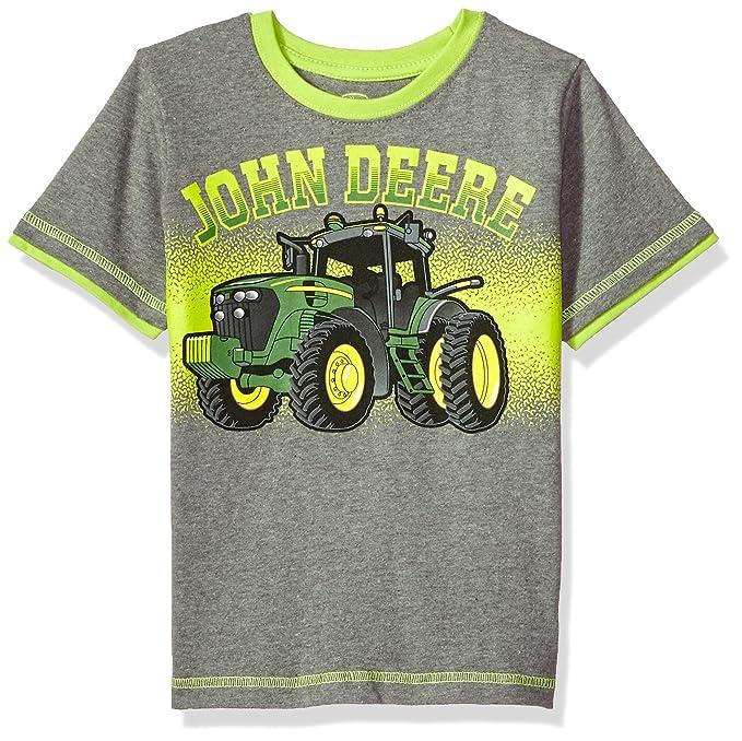 93b7456cab2 Amazon.com  John Deere Boys  Tee Shirt  Clothing