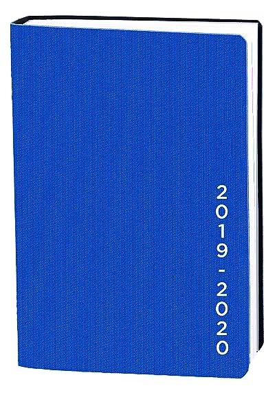 Agenda Escolar 1 Día/Página 2019-2020 Galaxy, A6/10x15cm, color Gris