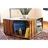 Sideboard aus weinkisten  Handgefertigtes Sideboard aus Weinkisten: Amazon.de: Küche & Haushalt