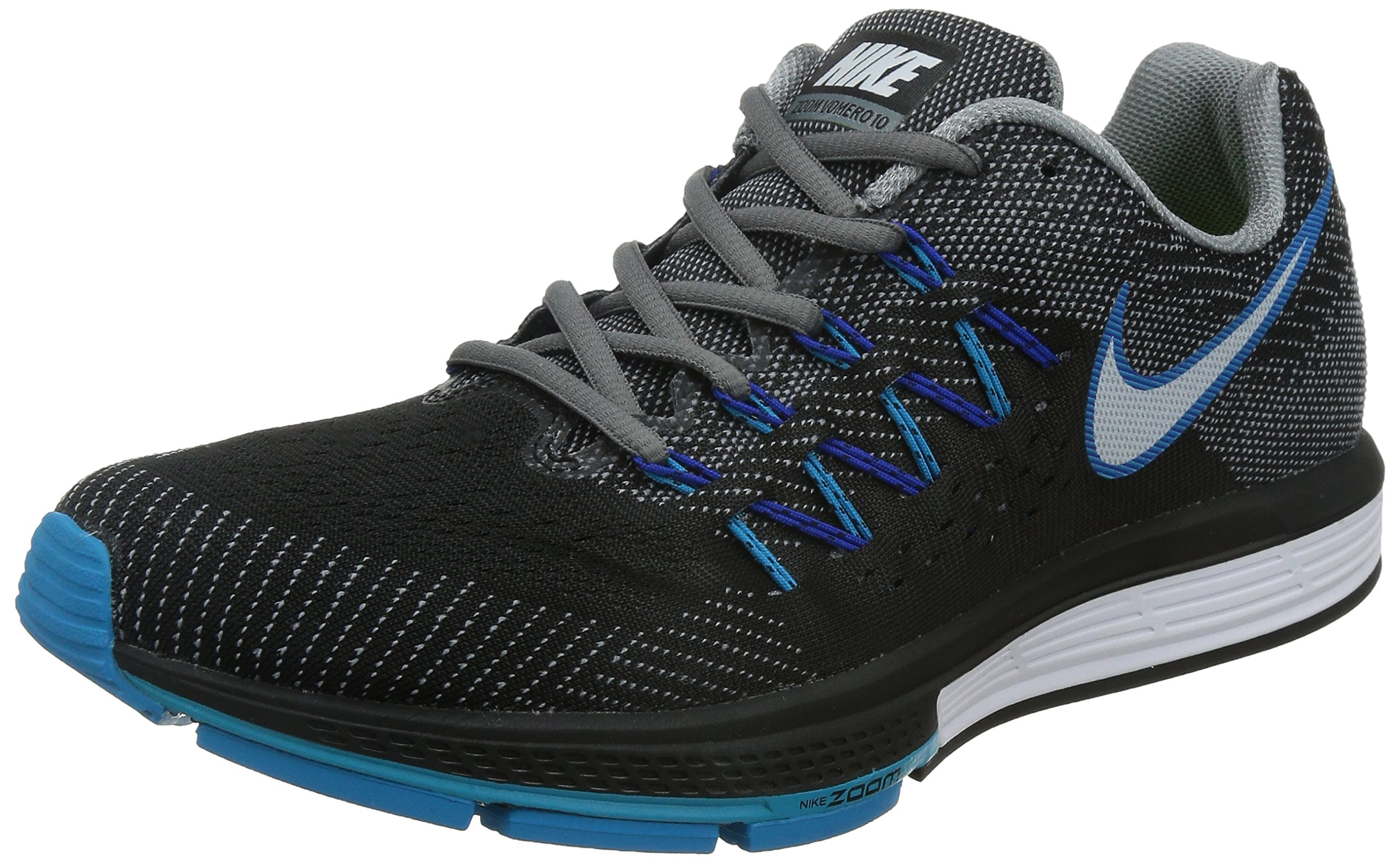 7f86ad35309d8 Galleon - Nike Air Zoom Vomero 10 Mens Running Shoes Cool Grey   White    Black   Bl Lgn 9 D(M) US