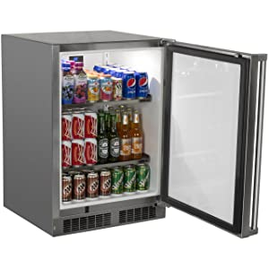 AGA Marvel MO24RAS1RS Outdoor Refrigerator
