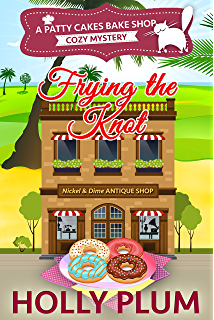 Frying The Knot A Patty Cakes Bake Shop Cozy Mystery Series Book 4