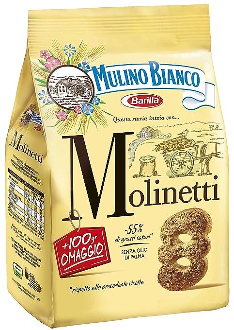 9 opinioni per Mulino Bianco Molinetti- 800 gr
