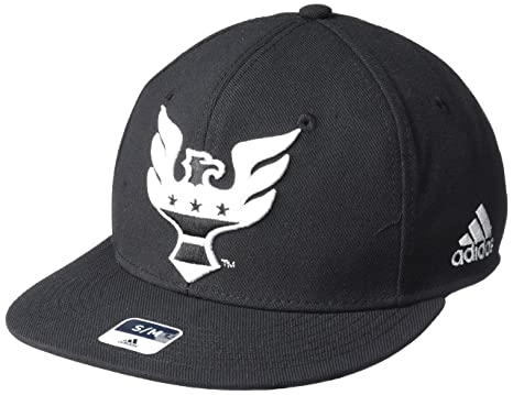 97fb4d03c7777 Amazon.com   adidas NBA Mens FVF Oversized Team Logo Hat   Sports ...