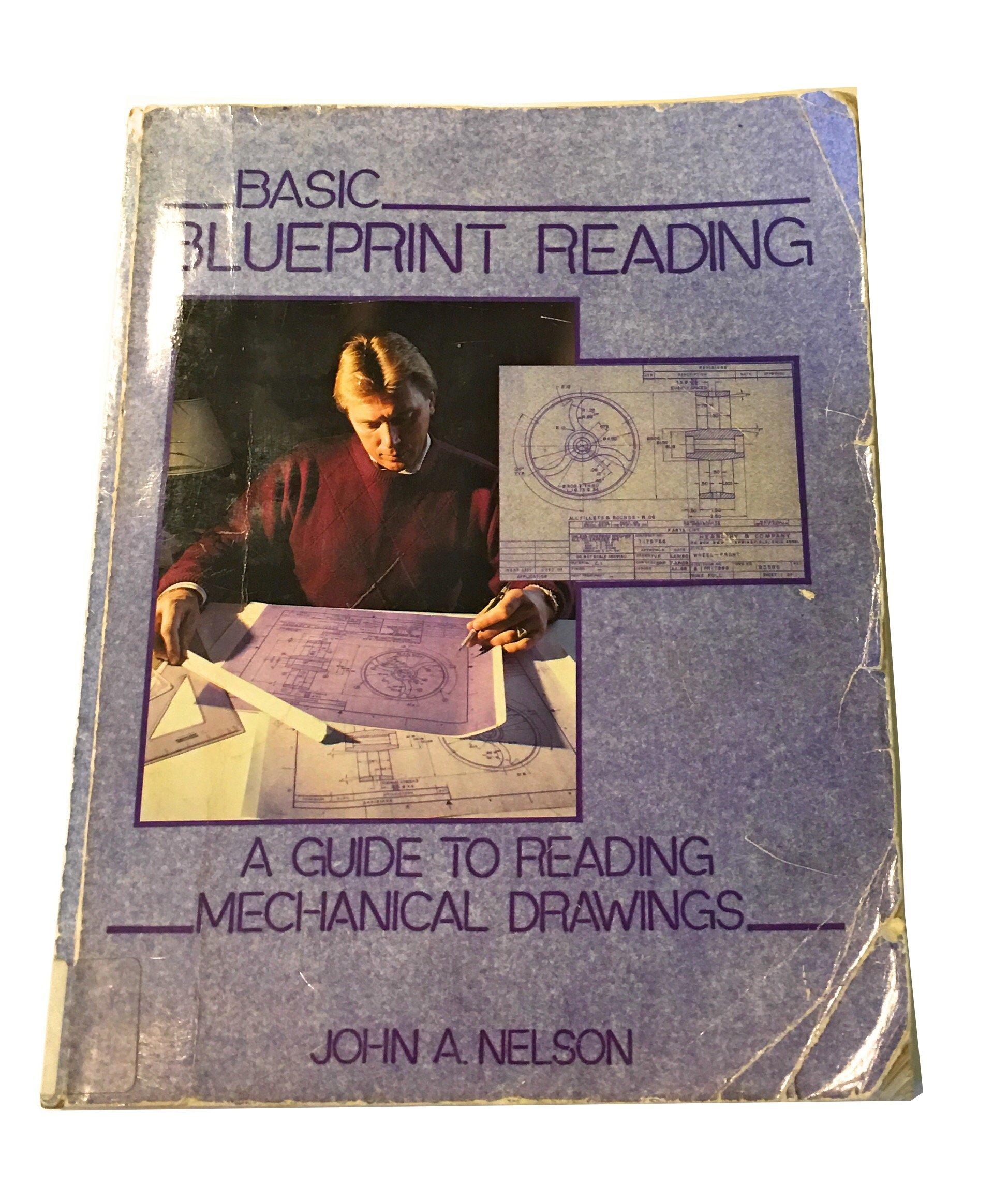 Basic blueprint reading j nelson 9780830632732 amazon books malvernweather Choice Image