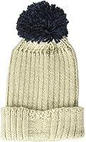 Mens Knitted Label Ecoleather Beanie Trussardi cBknnv