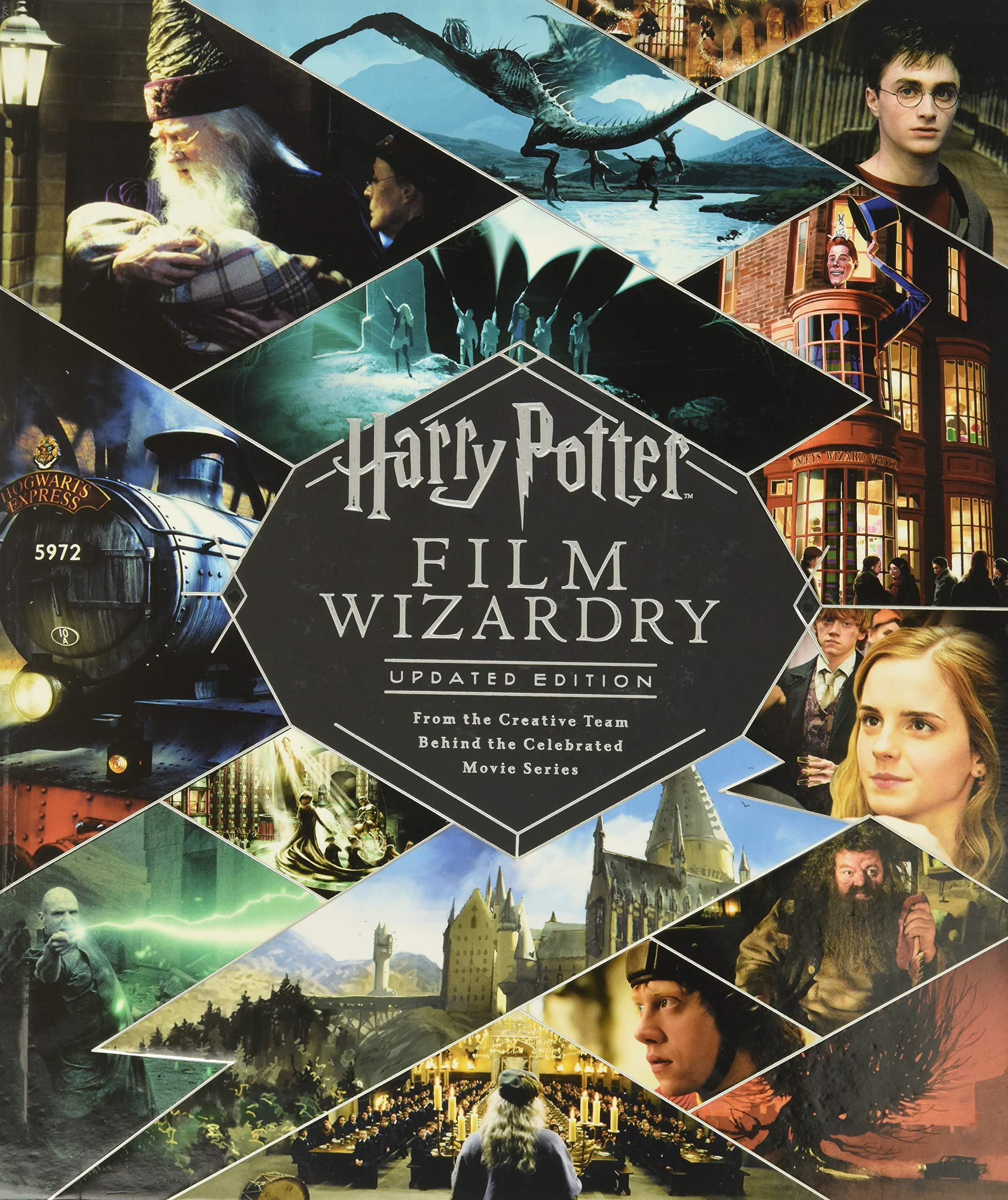 Harry Potter. Film Wizardry: From the Creative Team Behind ...
