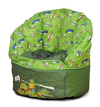 Nickelodeon Teenage Mutant Ninja Turtles Toddler Bean Bag Green By