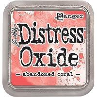 Ranger Tinta Distress Oxide Abandoned Coral, Multicolor, Talla
