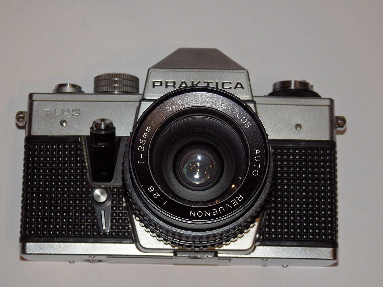 Praktica PLC3 de Pentacon fabricado en GDR analógica cámara réflex ...