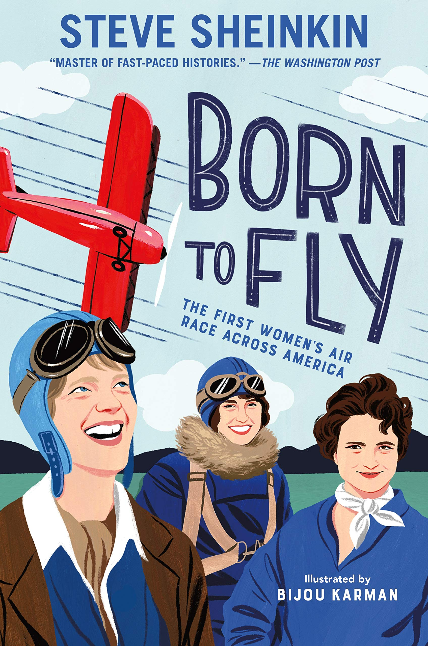 Image result for born to fly sheinkin amazon