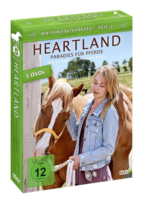 Heartland Paradies Für Pferde Die Fünfte Staffel Teil 2