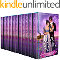 Love & Royalty: A Collection of 11 Clean Regency Romances