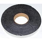 Eponge de caoutchouc néoprène auto-adhésif bande de 20 mm x 3 mm Longueur 10 m
