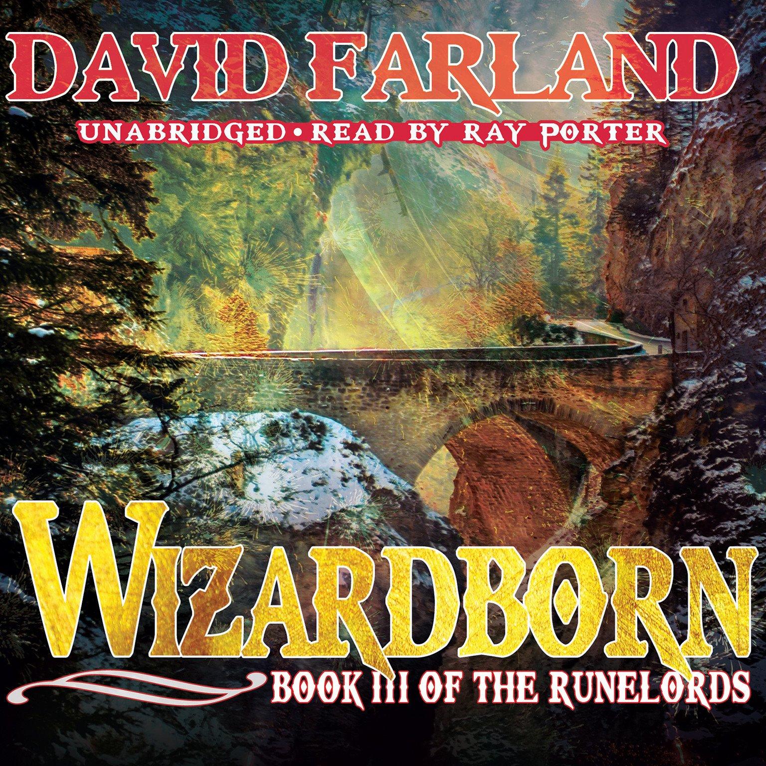 Wizardborn: 03 (Runelords): Amazon.es: Farland, David, Porter ...