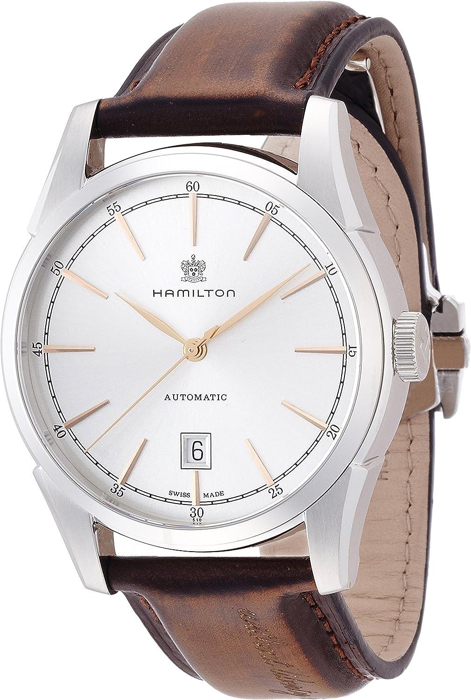 [ハミルトン] 腕時計 Spirit of Liberty(スプリット オブ リバティー) H42415551 正規輸入品 ブラウン