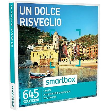 Smartbox Cofanetto Regalo - UN DOLCE RISVEGLIO - 645 soggiorni in ...