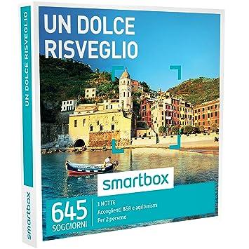 Smartbox - Caja regalo: Un dulce despertar con 1 noche para 2 personas (versión italiana): Amazon.es: Deportes y aire libre