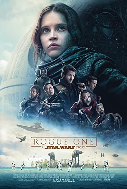 Image result for rogue one poster