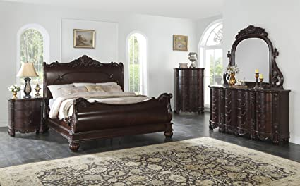 42 King Size Bedroom Sets Solid Wood Newest