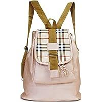 SPLICE Women Kids Backpack Sling Bag Shoulder Chest Bag Pack (M, Peach)