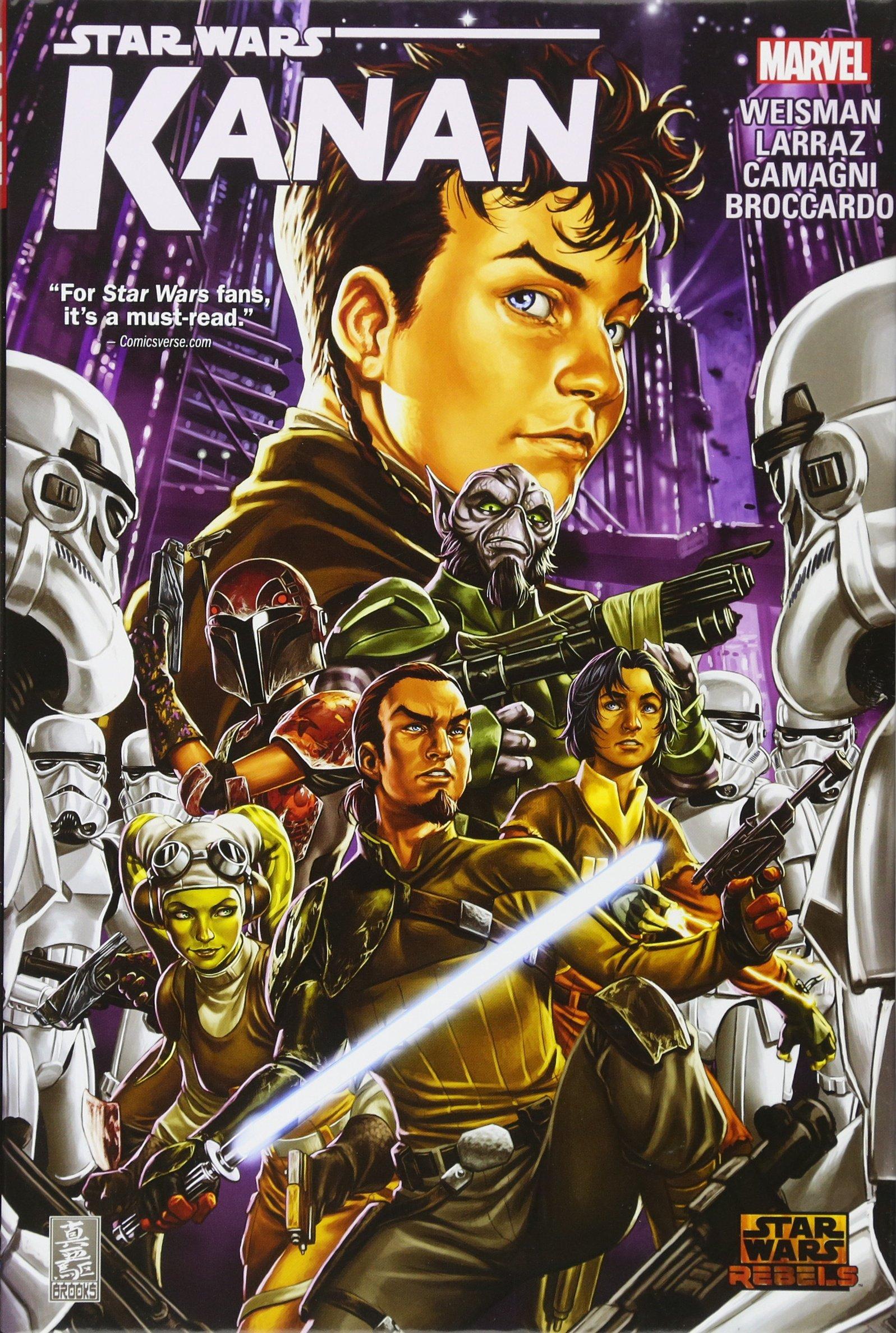 Download Star Wars: Kanan Omnibus pdf epub