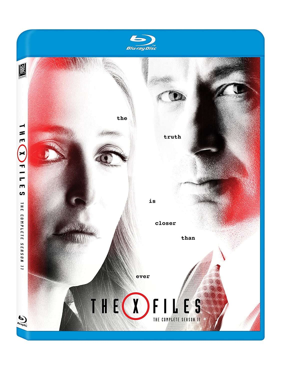 Amazon.com: X-Files: Season 11 [Blu-ray]: Movies & TV
