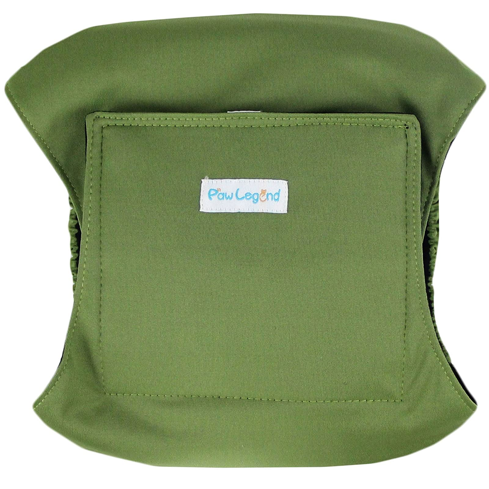 Paw Legend Washable Dog Belly Wrap DiapersMale - 8