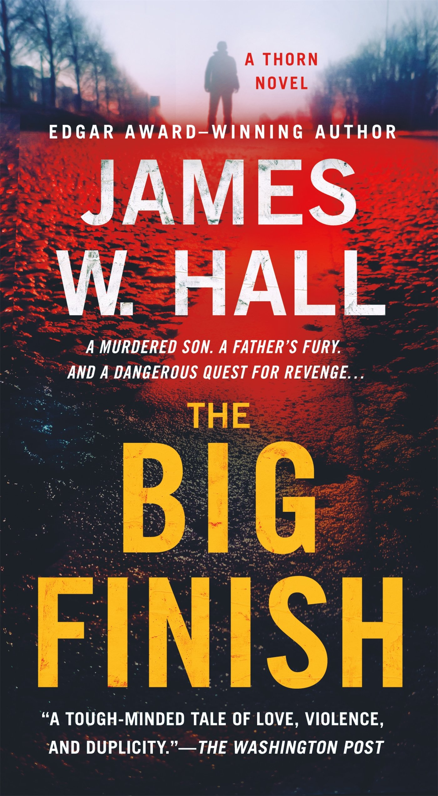 The Big Finish: A Thorn Novel (Thorn Mysteries) pdf epub
