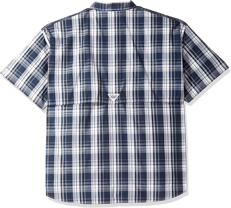 Columbia Mens Super Bonehead Classic Big /& Tall Long Sleeve Shirt