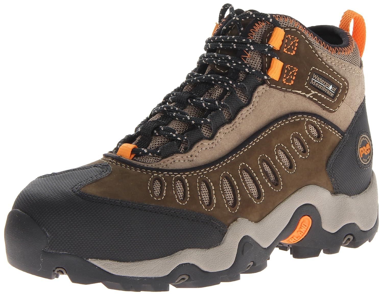 ahorre hasta 60% gran descuento amplia selección de colores Timberland PRO Men's Mudslinger Mid Waterproof Lace-Up Fashion Sneaker