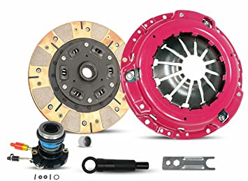 Embrague Kit etapa 2 doble cara para Mazda Pickup Ford Ranger 2.3 2.5: Amazon.es: Coche y moto
