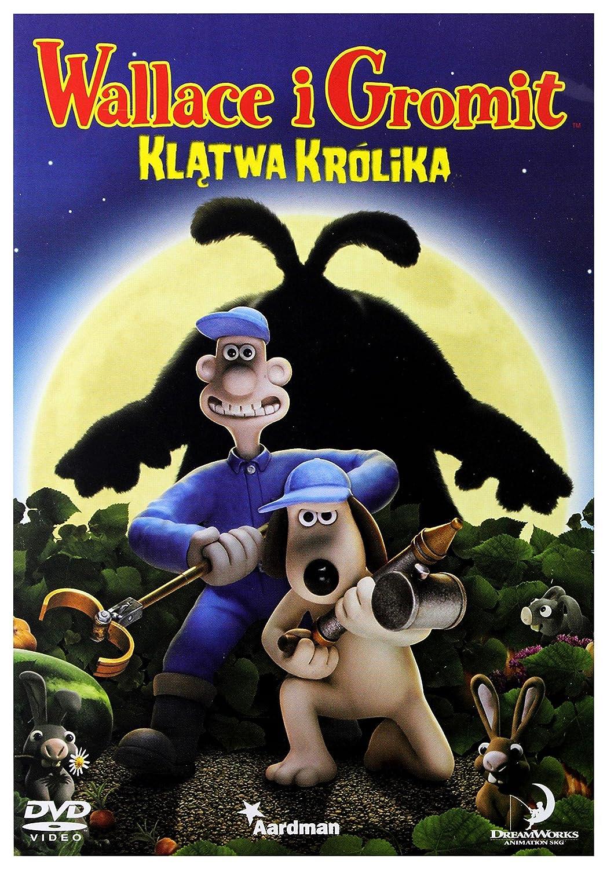 Wallace & Gromit. La maldición de las verduras DVD Region 2 ...