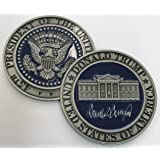 Donald Trump Challenge Coin - Stunning, one-of-a-kind for the 2017 Presidential Innauguration LIMITED EDITION