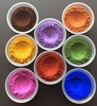 Mineral Makeup Matte Oxide Cosmetic Grade Colorant Pigment Soap Makings