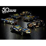 Hot wheels 50th Anniversary Black and Gold Themed Assortment