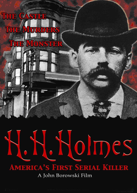 Amazon Com H H Holmes America S First Serial Killer Tony Jay
