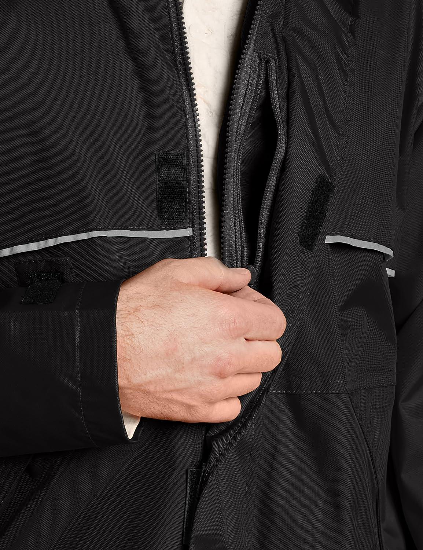 X-Large Black Viking Journeyman Waterproof Industrial Jacket