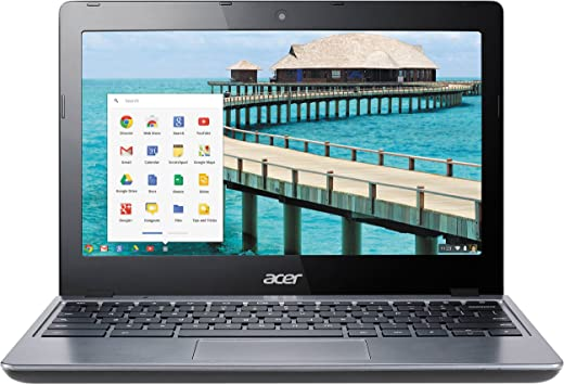 """2020 Acer Chromebook Spin 11 2-in-1 11.6"""" Touchscreen Laptop Computer, Intel Celeron N3350 up to 2.4GHz, 4GB LPDDR4 RAM, 32GB eMMC, Type-C, Black, Chrome OS, Spmor 64GB SD Card + Mouse Pad (Renewed)"""