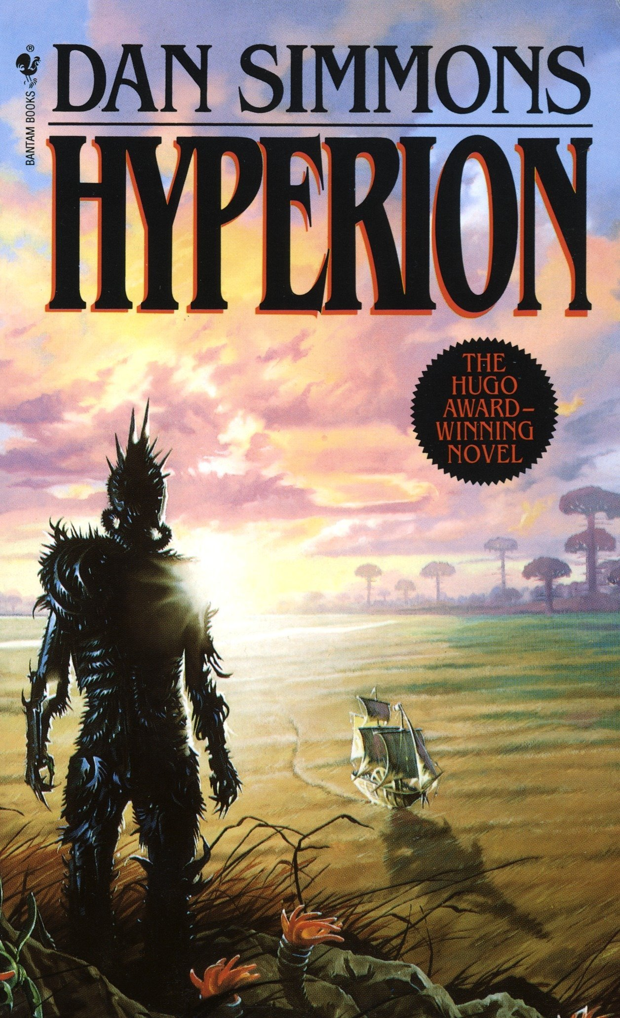Image result for hyperion cover