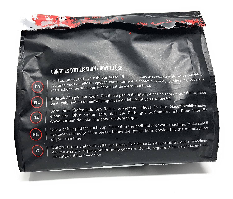180 Senseo Cápsulas de Cafe Compatible (STRONG (Paquete de 10x18 Pads)): Amazon.es: Alimentación y bebidas
