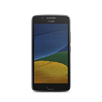 fe5076b9588 Motorola Moto G5 16GB with 3 GB RAM UK SIM-Free: Amazon.co.uk ...