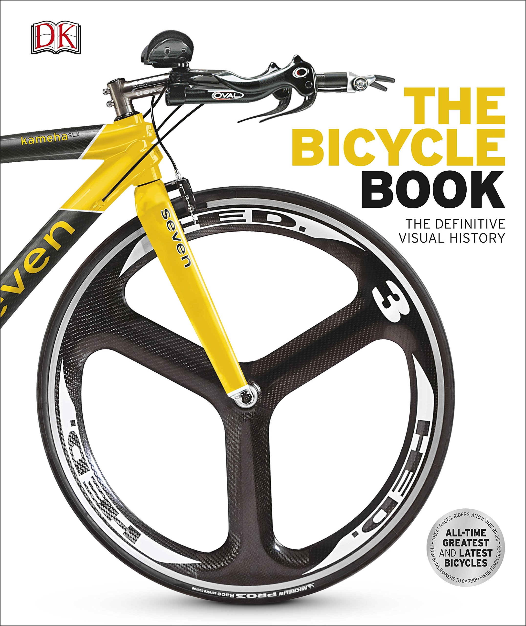 amazon the bicycle book the definitive visual history dk