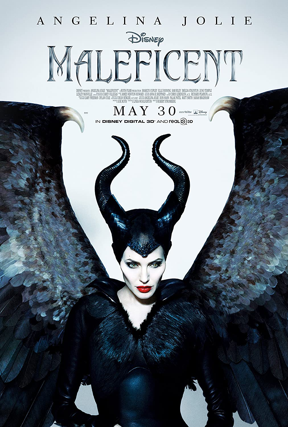 Amazon Com Maleficent 2014 24 X 36 Movie Poster