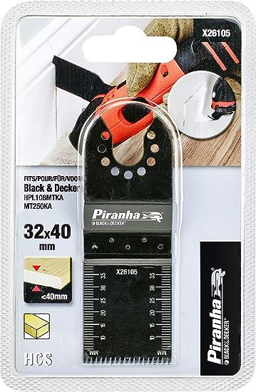 Gipskarton pas Plastik Worx Multitool,E-Cut Standard Sägeblatt 10 mm für Holz