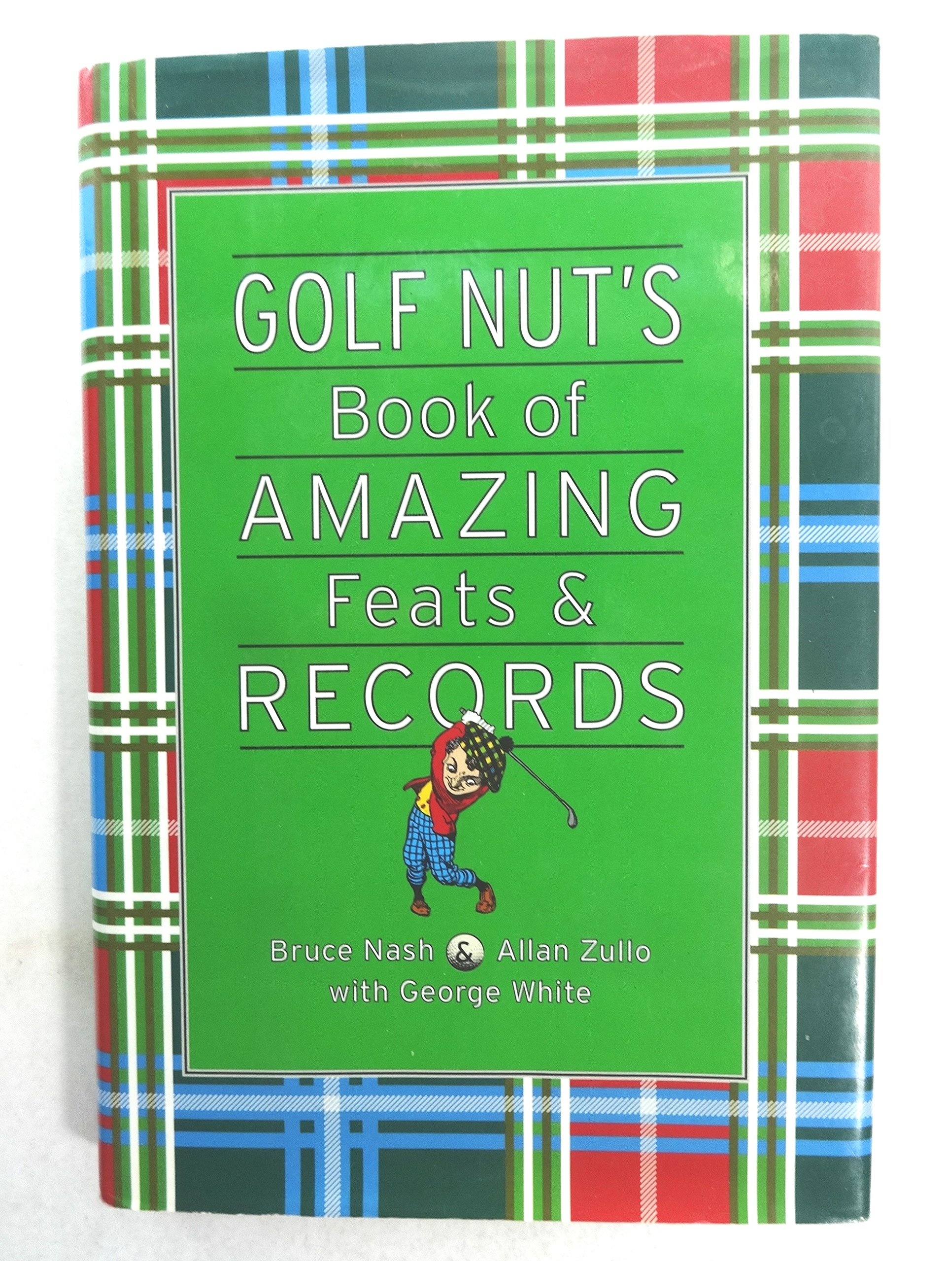 Download Golf Nut's (Book of amazing feats and records) pdf
