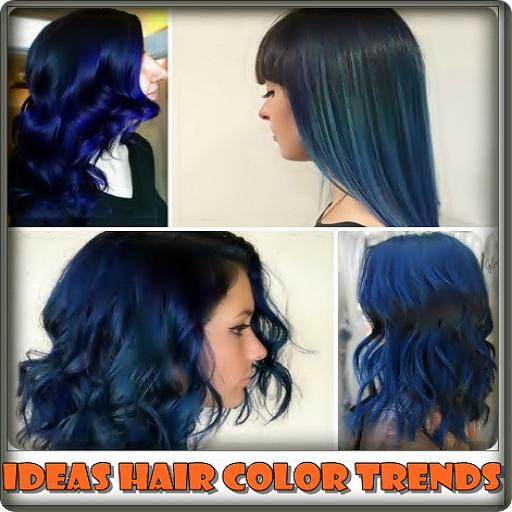 Ideas Hair Color Trends - Slim Face App