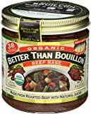 Better Than Bouillon, Base Beef Organic, 8 Ounce