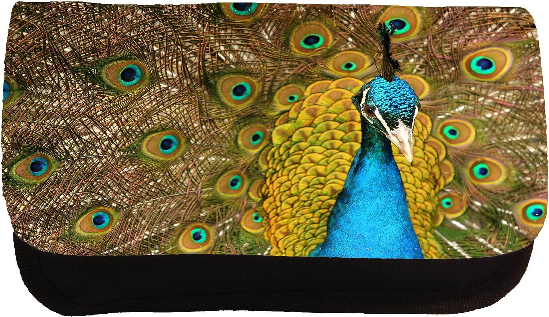 PencilPen Case Peacock