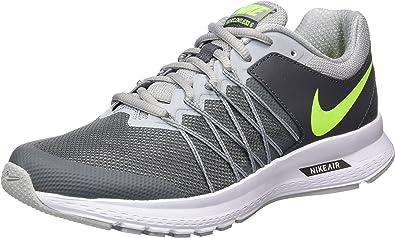 Nike Air Relentless 6, Zapatillas de Running para Hombre, Gris (Gris/(Dark Grey/Volt/Wolf Grey/White) 000), 45 EU: Amazon.es: Zapatos y complementos
